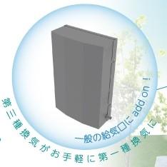 ecowin AIR unit